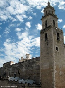 Cathedral de San Ildefonso
