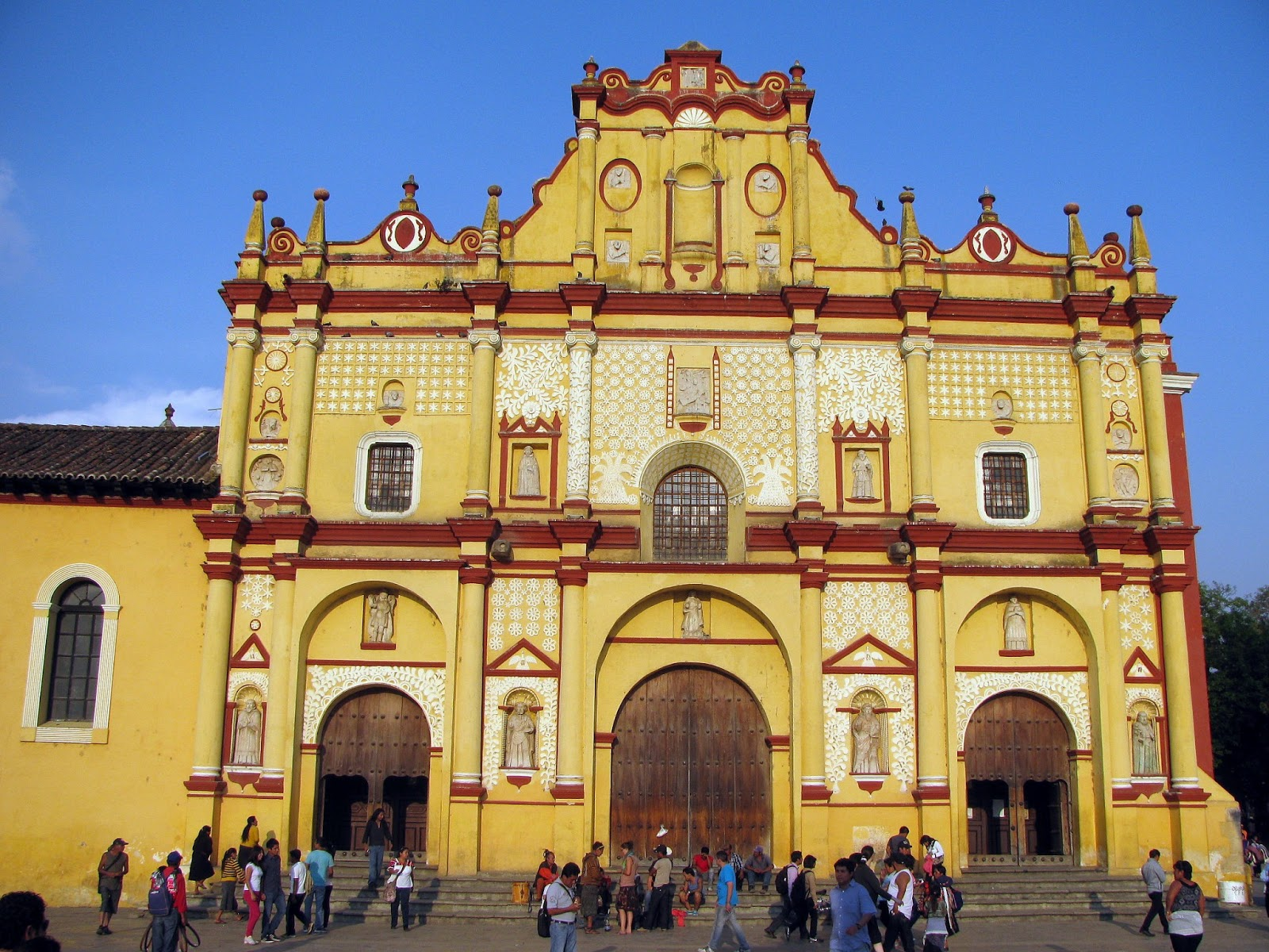 The Cathedral of San Cristobal