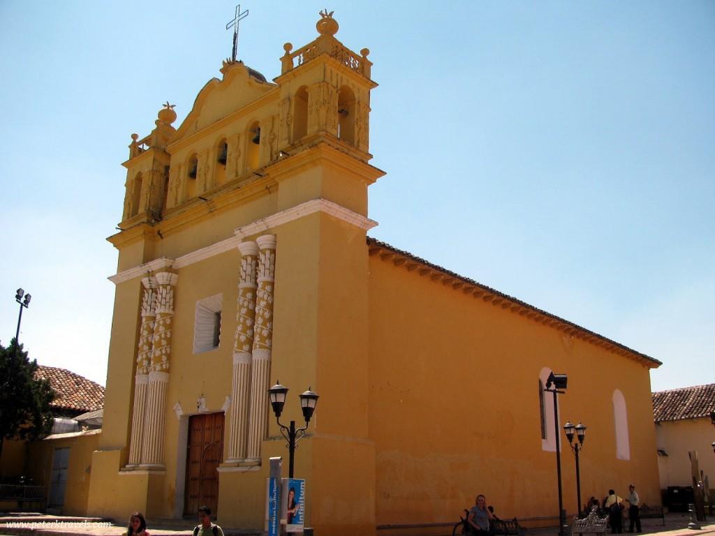 Iglesia Calvario, Comitan