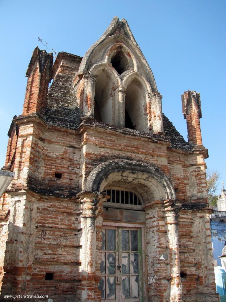Cemetery in San Cristobal de las Casas