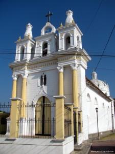 Iglesia Guadalupe, Comitan