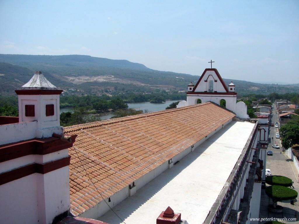 View from belltower