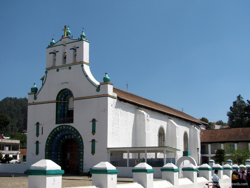 Church in Chamula