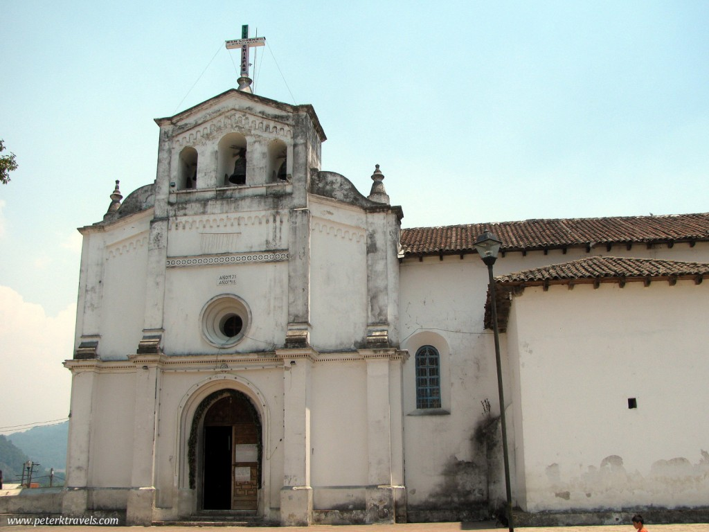 Church in Zinacantan