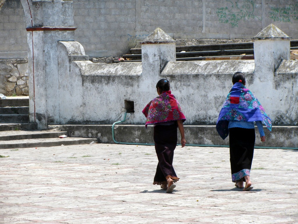 Women in Zinacantan