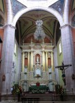 Iglesia de Santo Domingo Altar