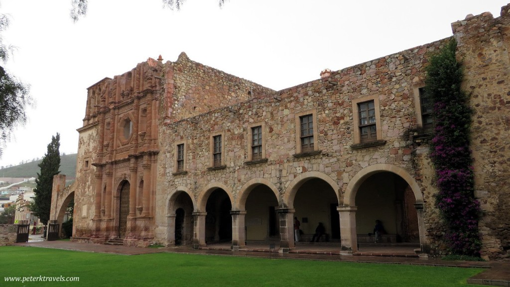 Ex-Convent of San Francisco, Zacatecas