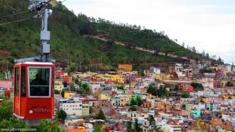 Teleferico, Cerro de la Bufa, and Zacatecas