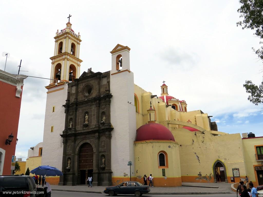 Parroquia de San Luis Obispo