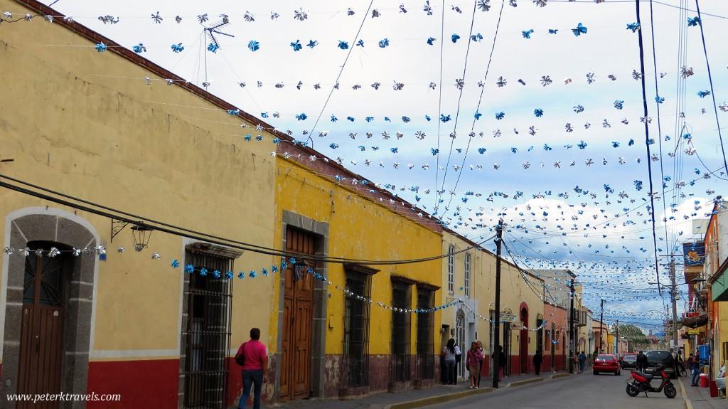 Huamantla Street View