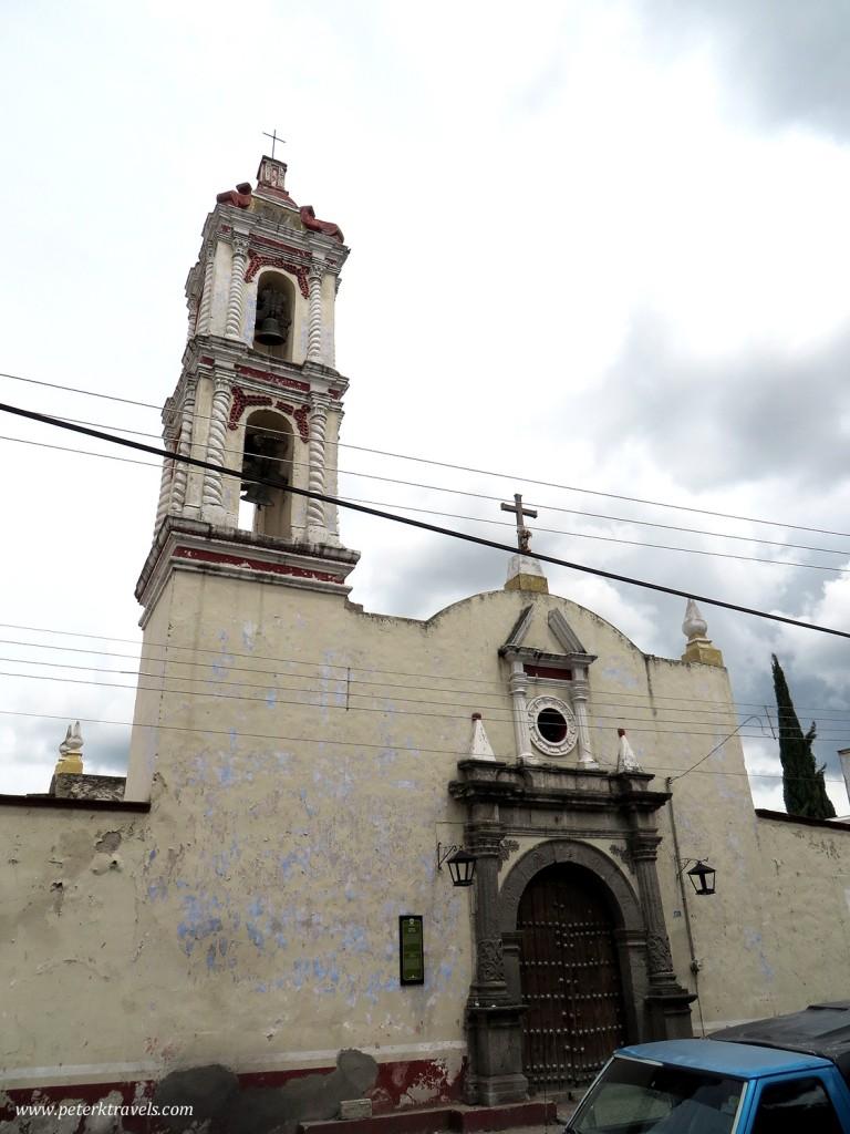 Templo de Nuestro Padre Jesus, Huamantla
