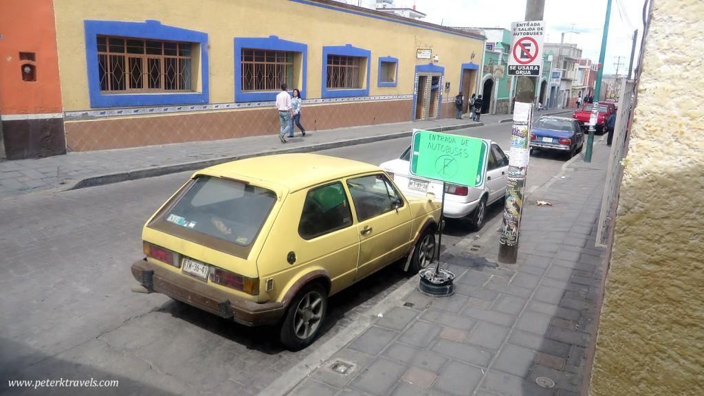 No Parking!