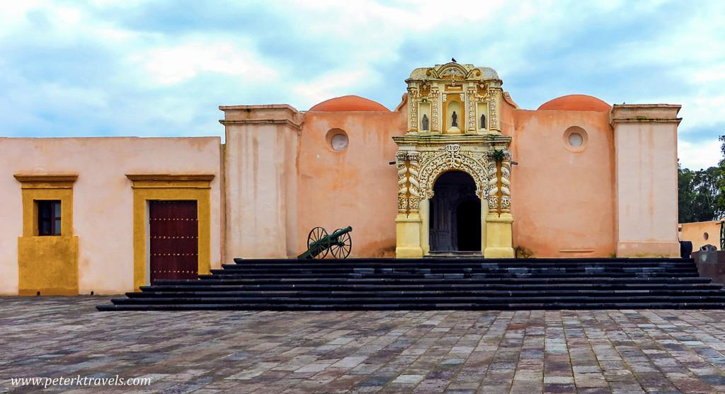 Fuerte Loreto, Puebla