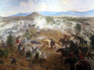 Battle for Puebla