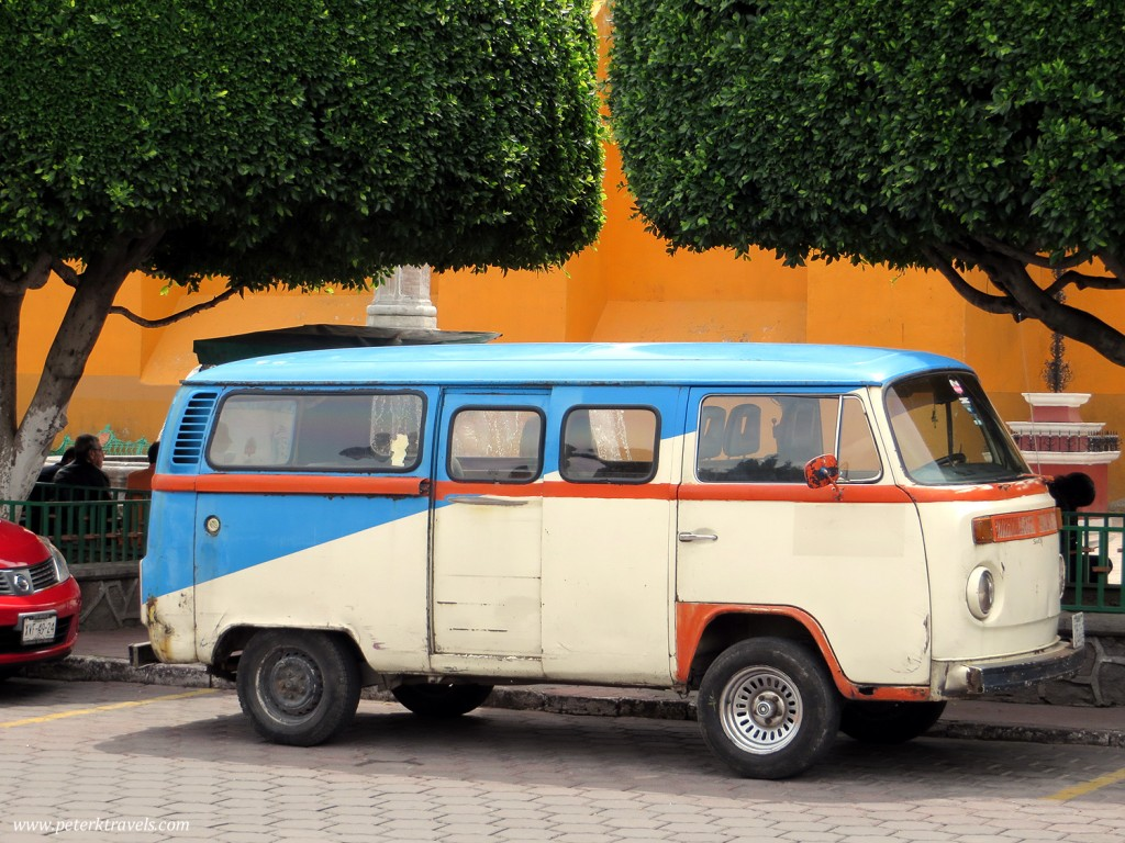 Cool VW Bus