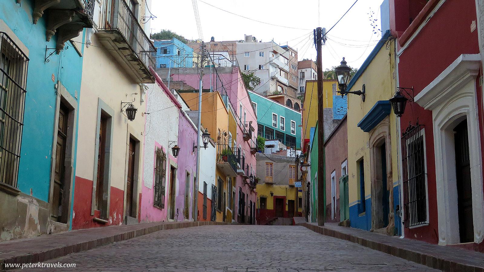 Guanajuato Street View