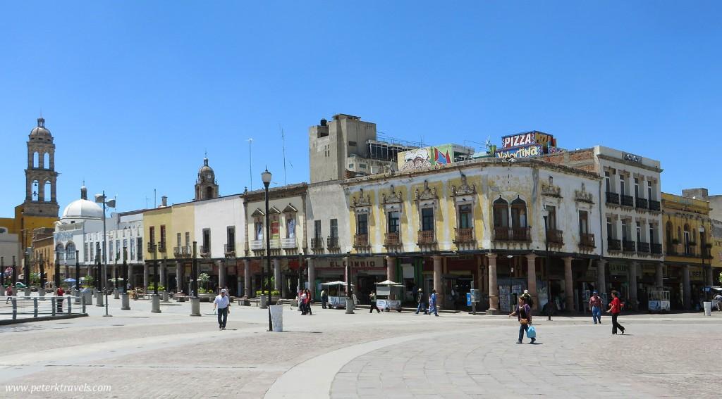 Main Plaza, Irapuato