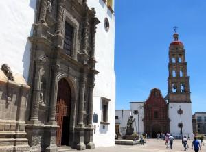 Irapuato Cathedral and St. Joseph Church