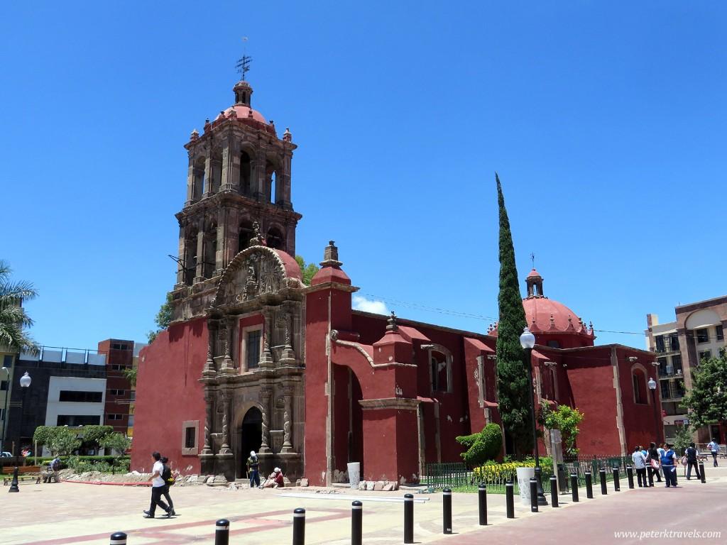 Hospitalito Church, Irapuato