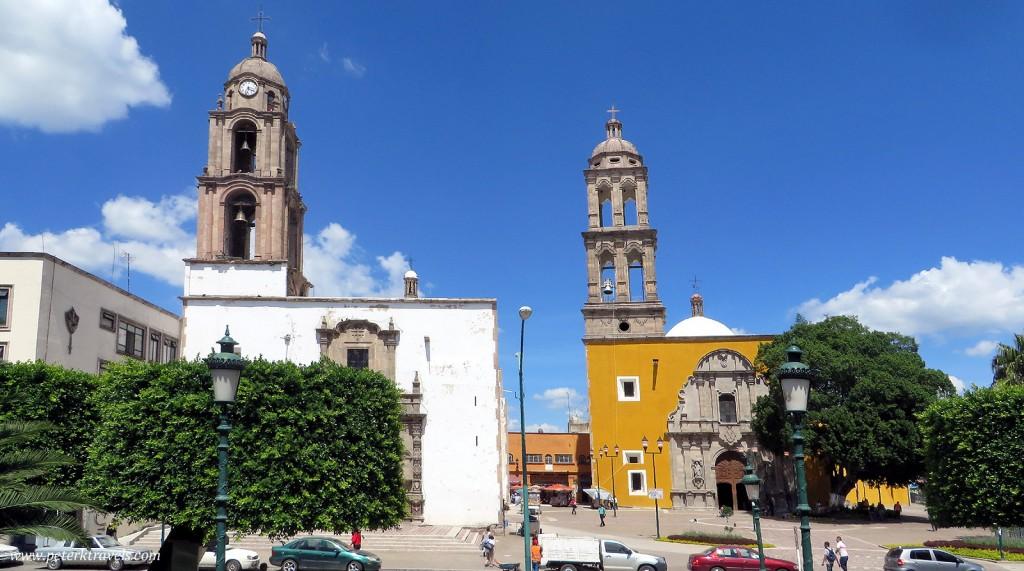 Iglesia Tercer Orden and Convento San Francisco, Irapuato
