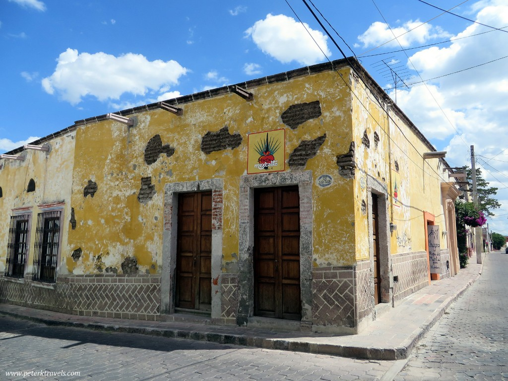 Tequisquiapan Street View