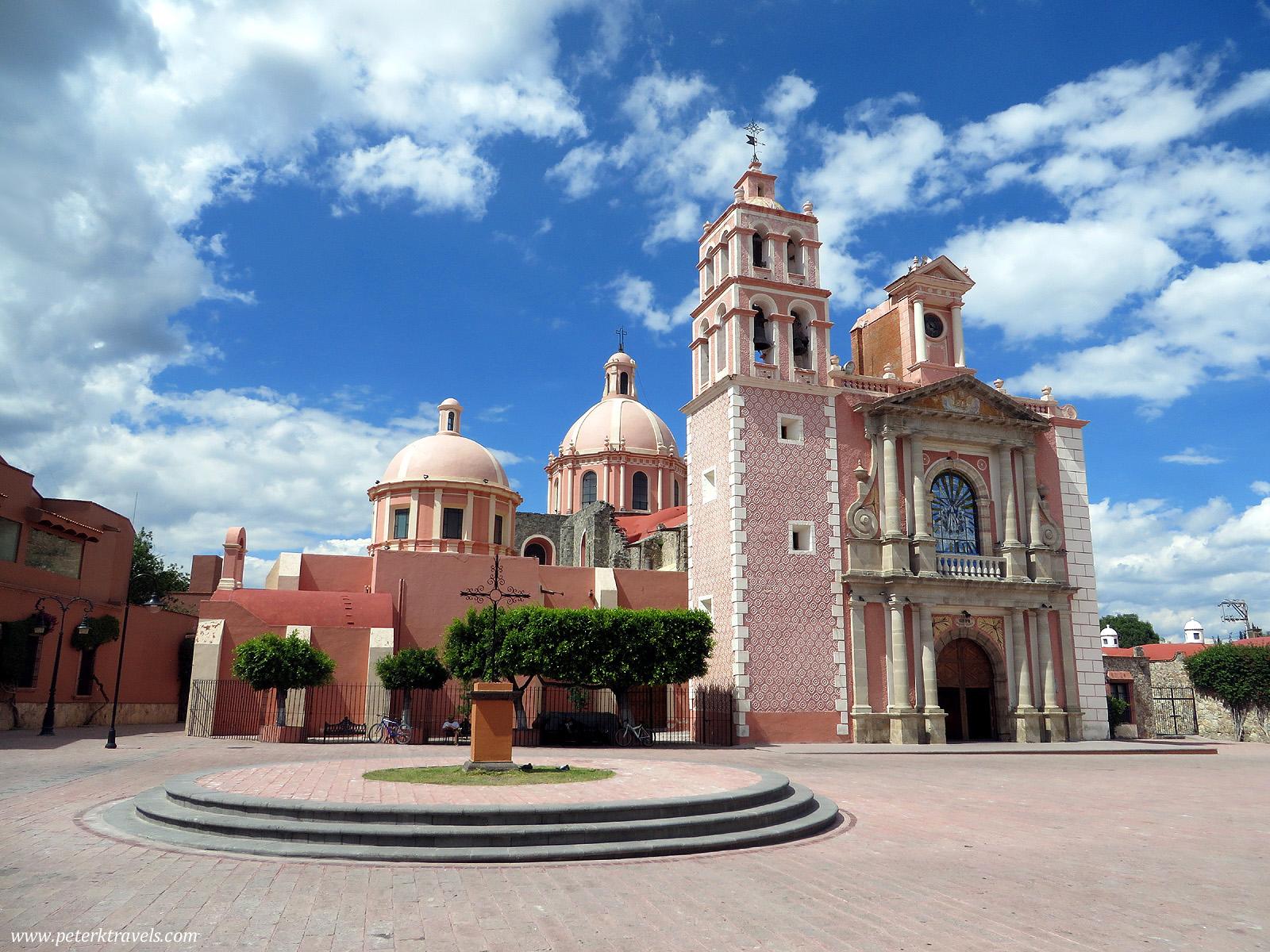 Parroquia Santa María de la Asunción, Tequisquiapan