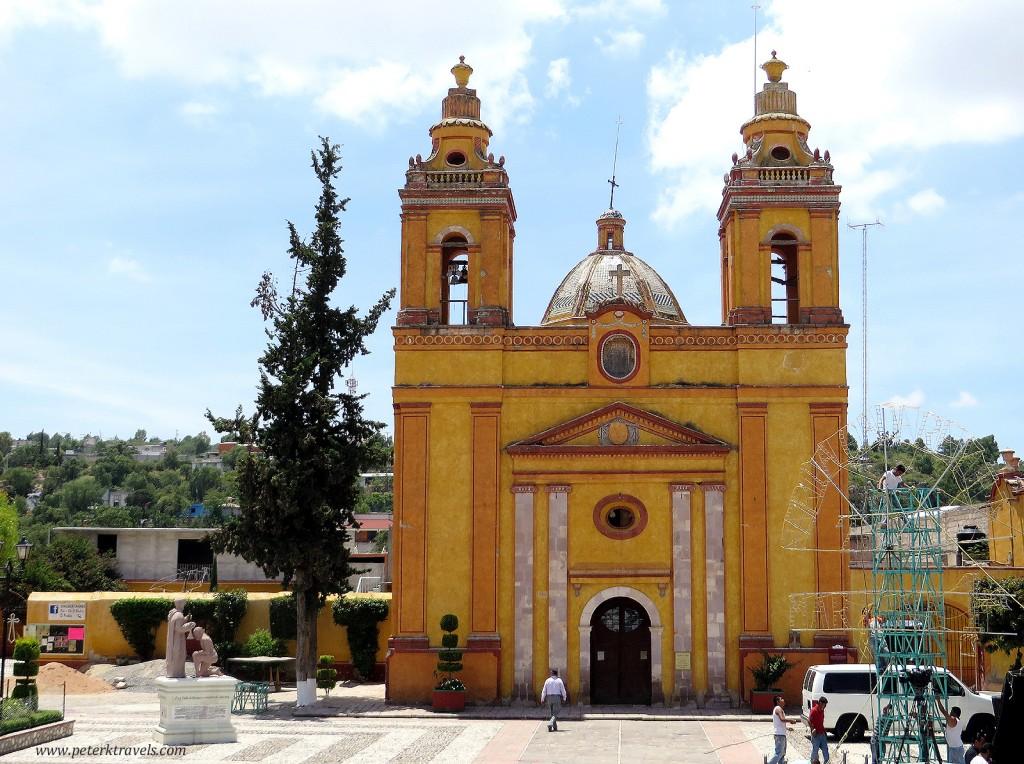 Templo de la Soledad, Cadereyta