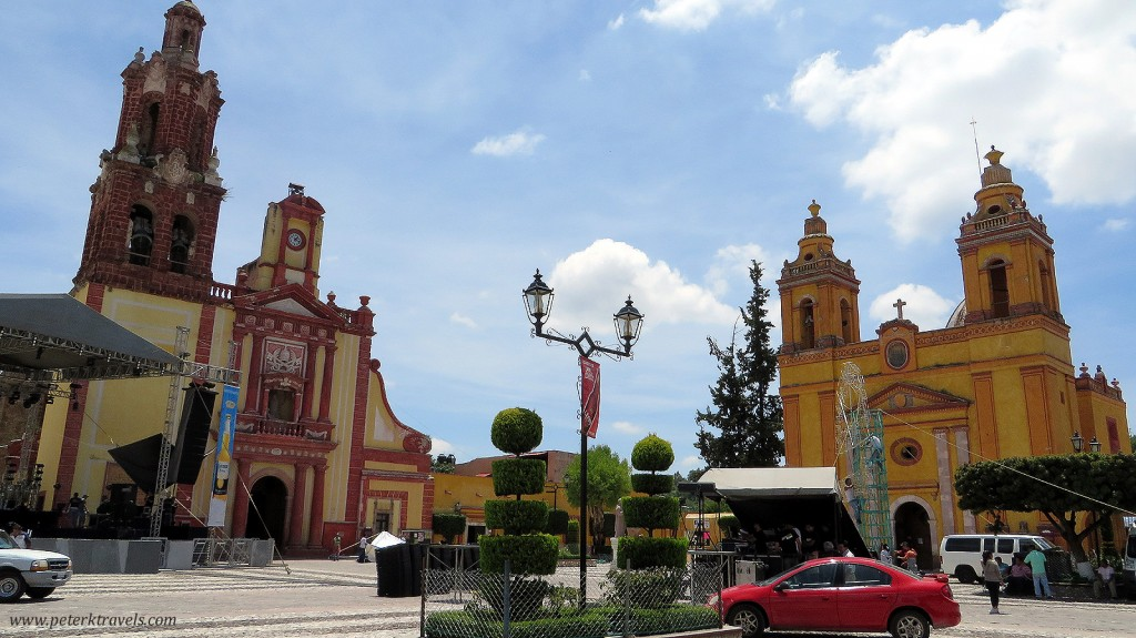 Centro Churches, Cadereyta