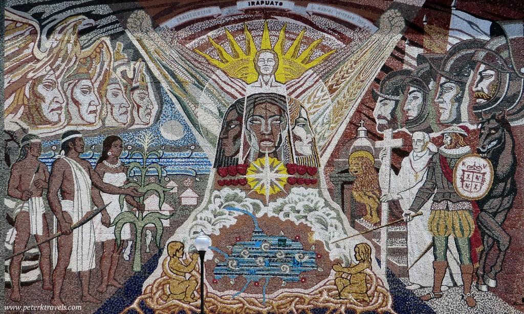 Mural in Irapuato