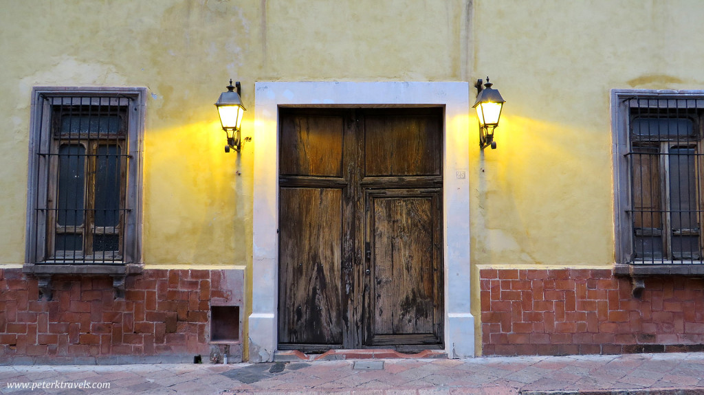 Door in Queretaro