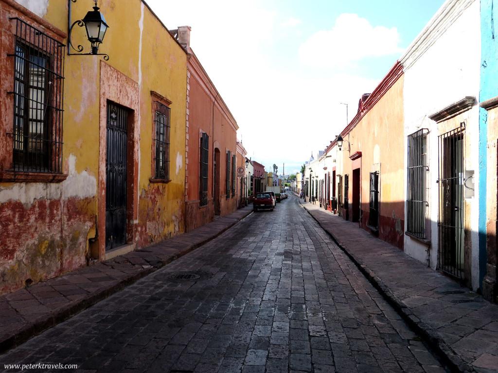 Street view, Queretaro