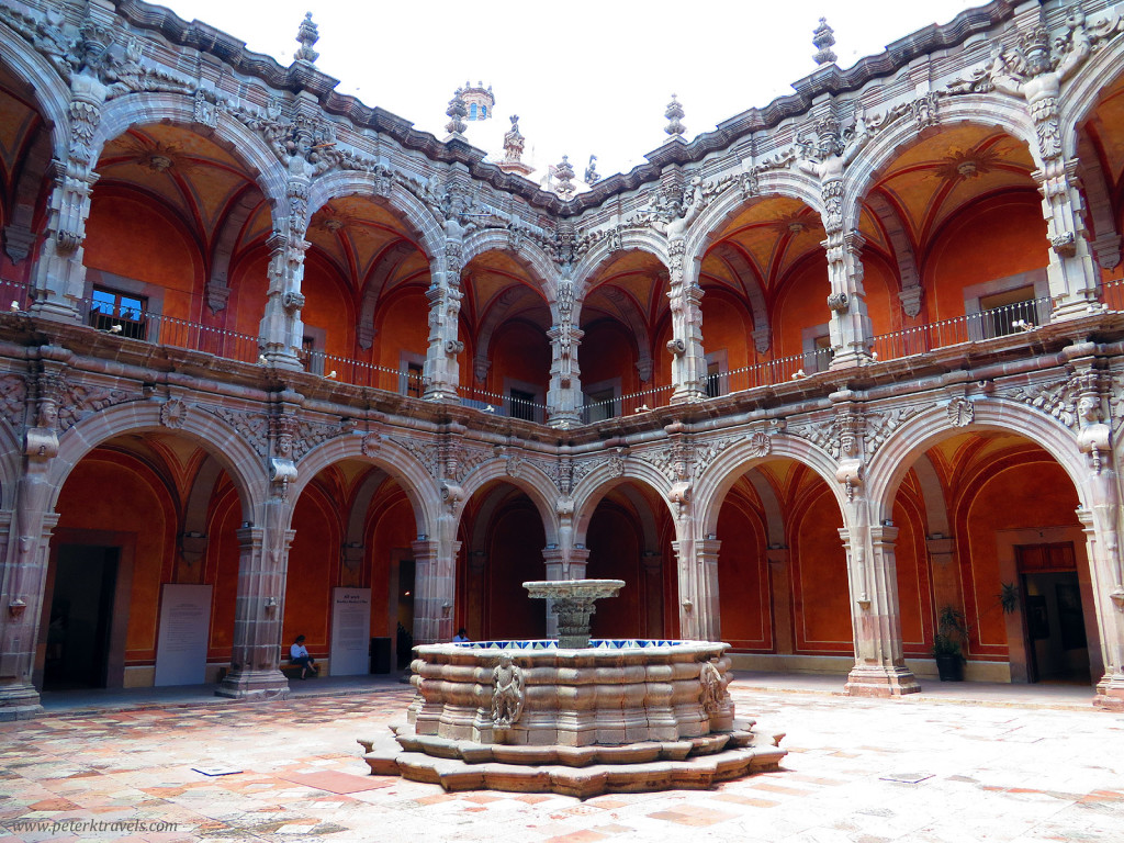 Museum, Queretaro