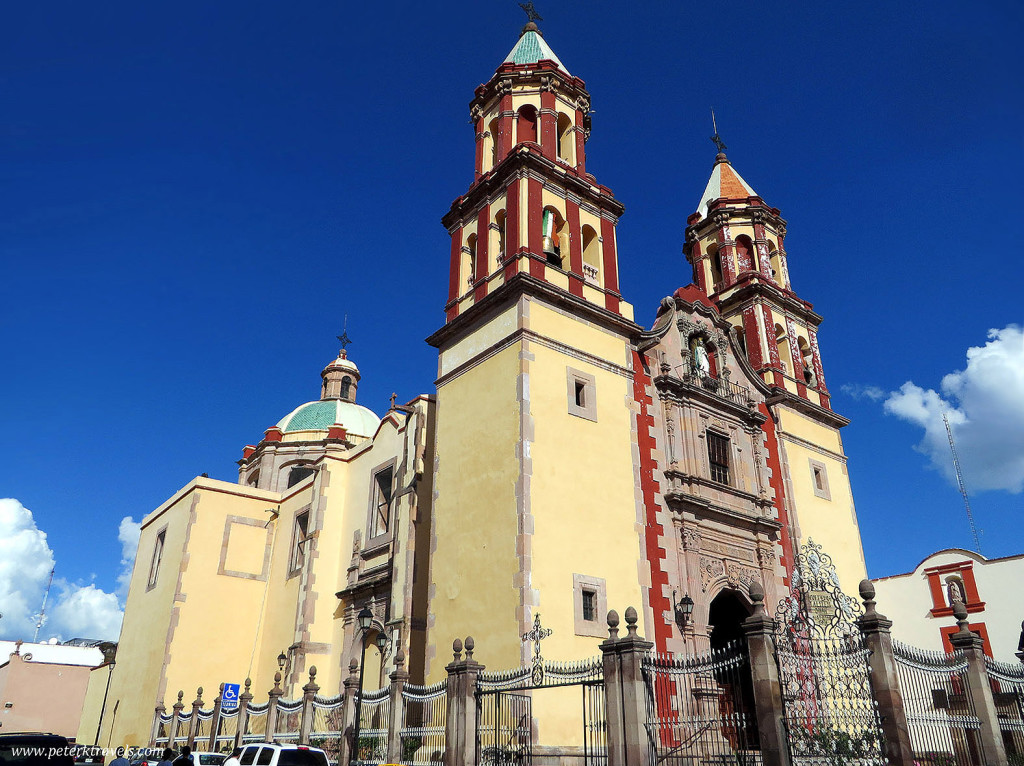 Temple of the Congregation, Queretaro