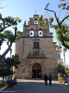 Templo de Nuestra Señora de Aránzazu