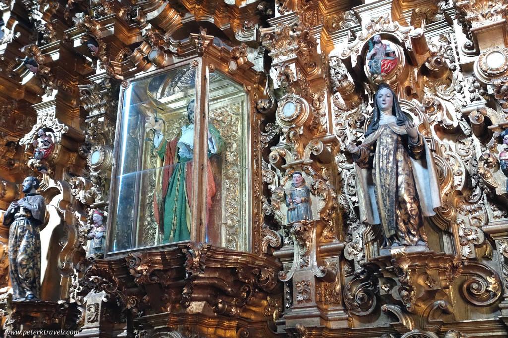 Templo de Nuestra Señora de Aránzazu Interior