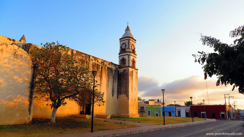 Iglesia San Roman, Campeche