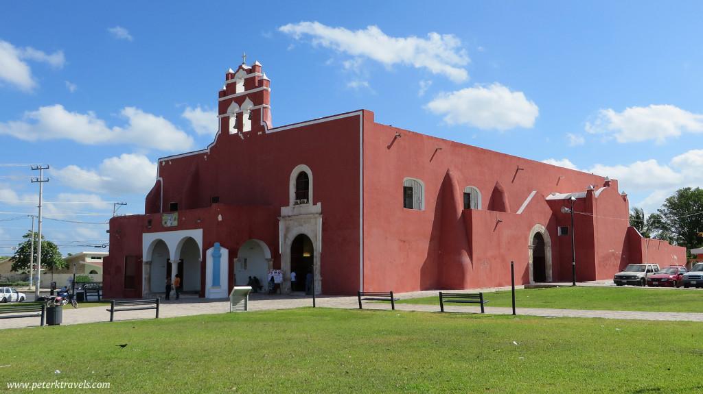 Iglesia San Francisco, Campeche