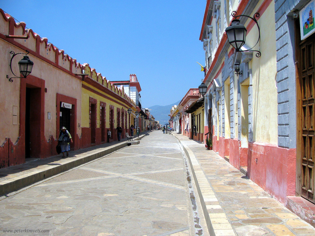 San Cristobal street view