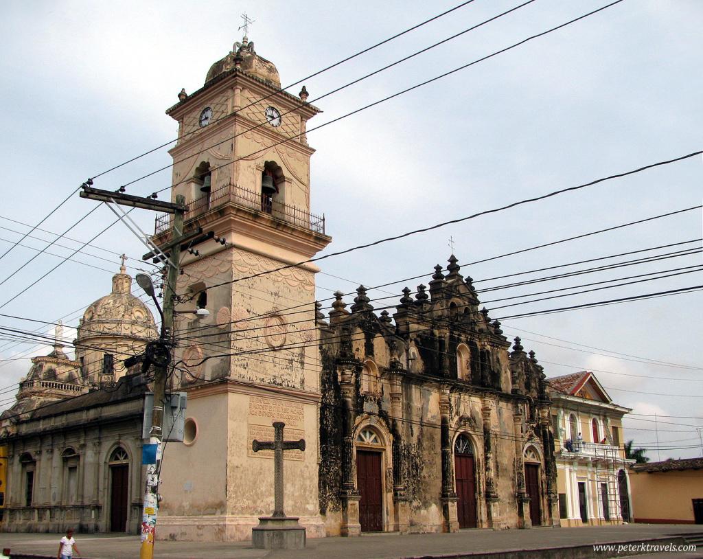 Iglesia La Merced, Granada