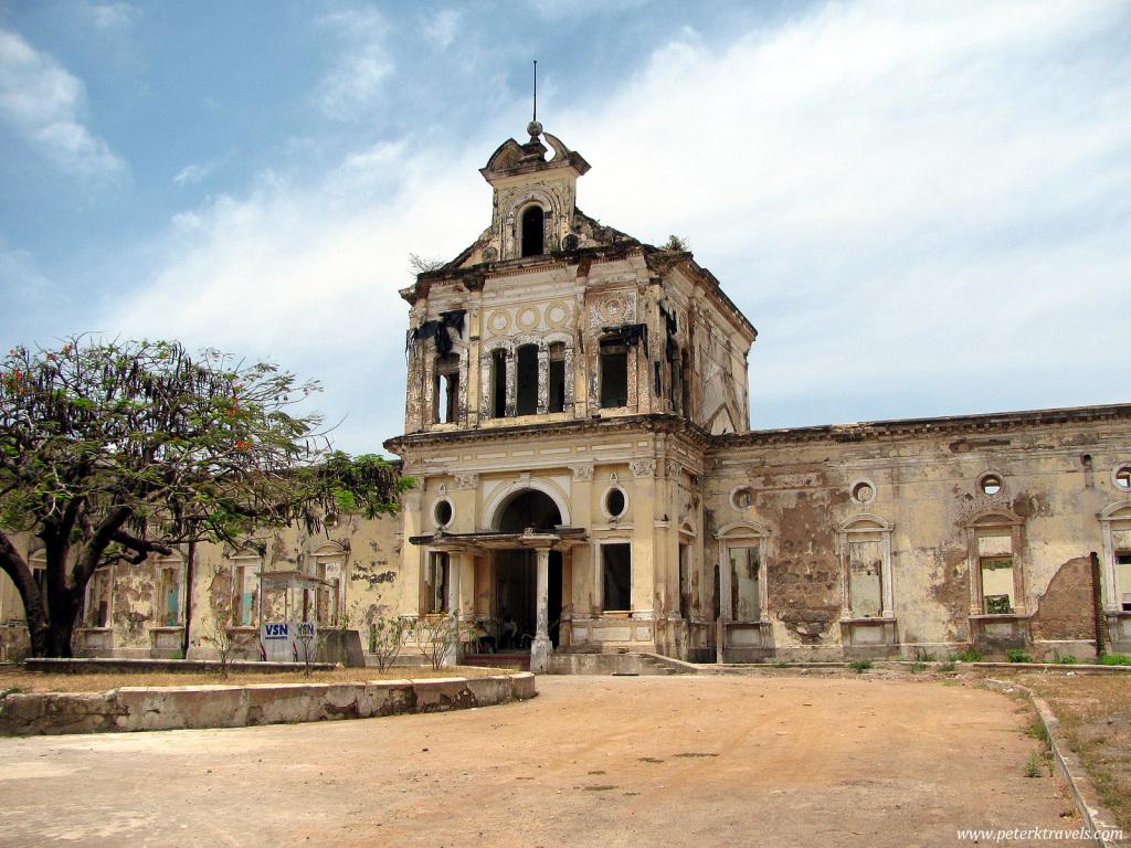 Old Hospital, Granada