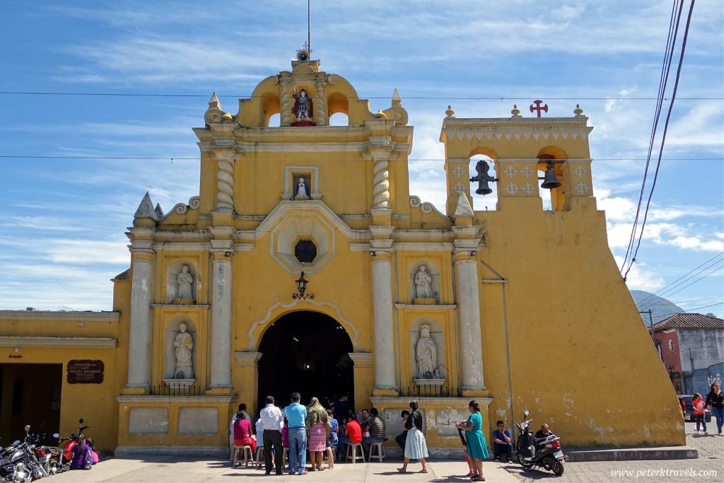 San Miguel Escobar, Ciudad Vieja.