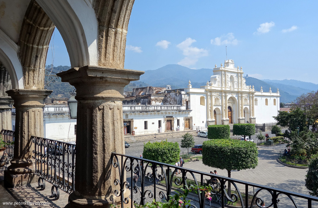 The Cathedral, Antigua Guatemala