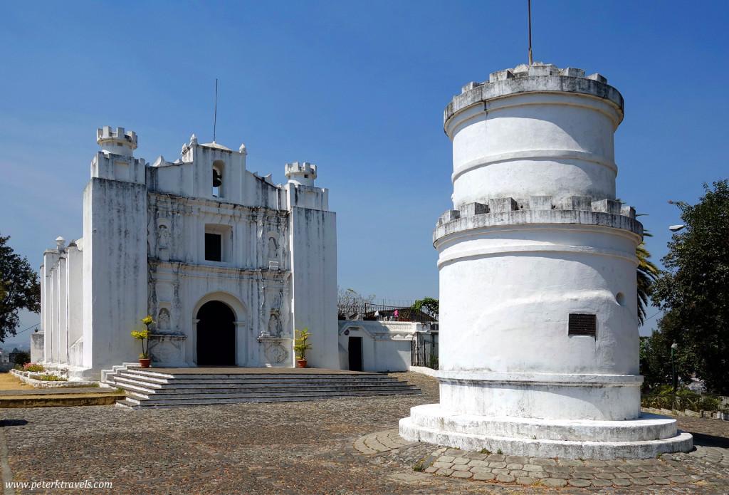 Cerrito del Carmen, Guatemala City