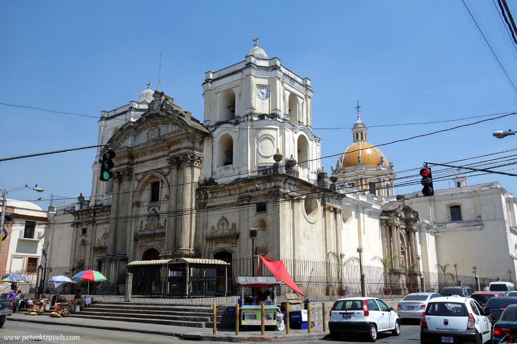 Iglesia Merced, Guatemala City
