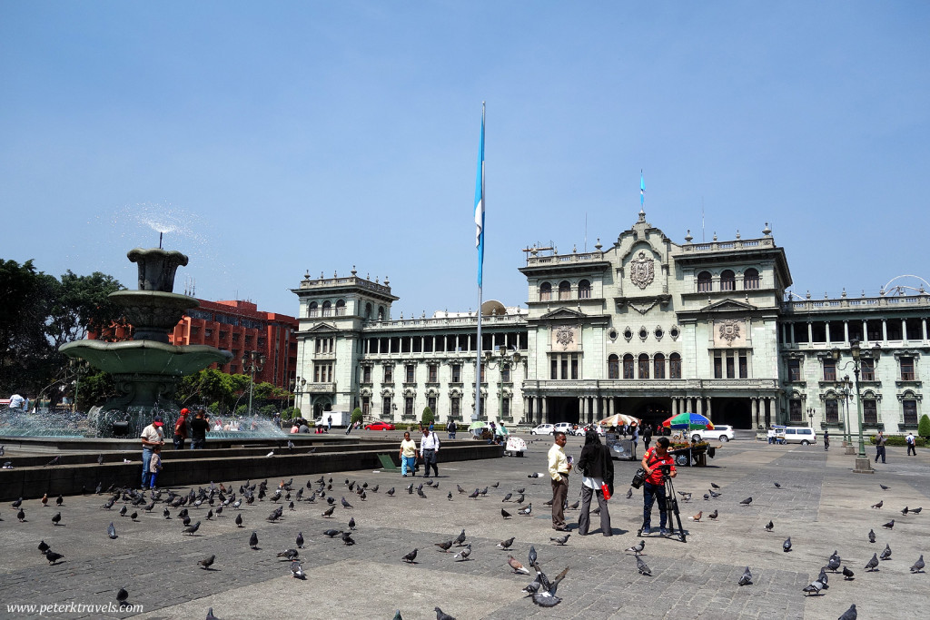 National Palace, Guatemala City