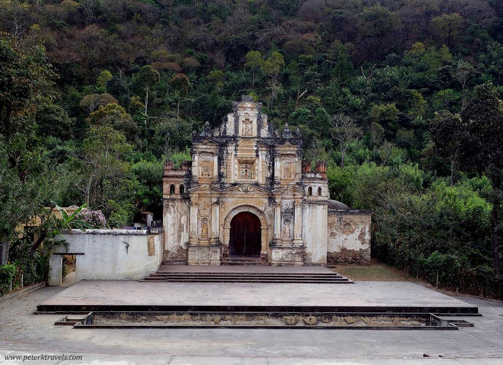 Ermita la Santa Cruz, Antigua Guatemala