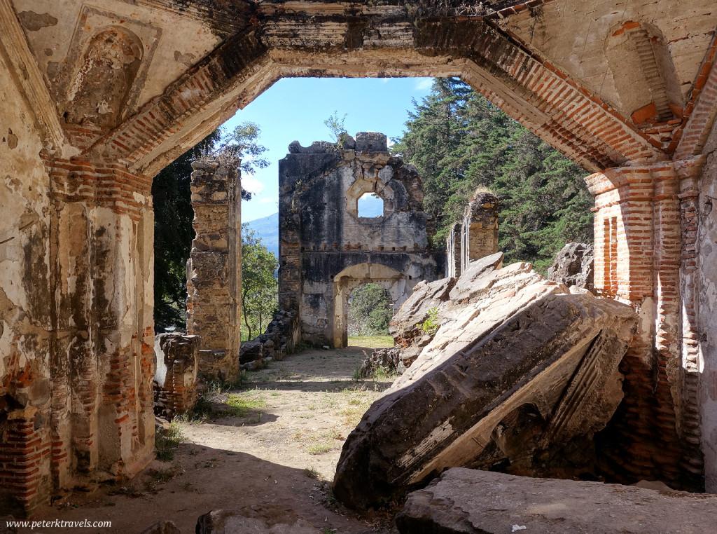 Ruinas Senora de los Dolores del Cerro