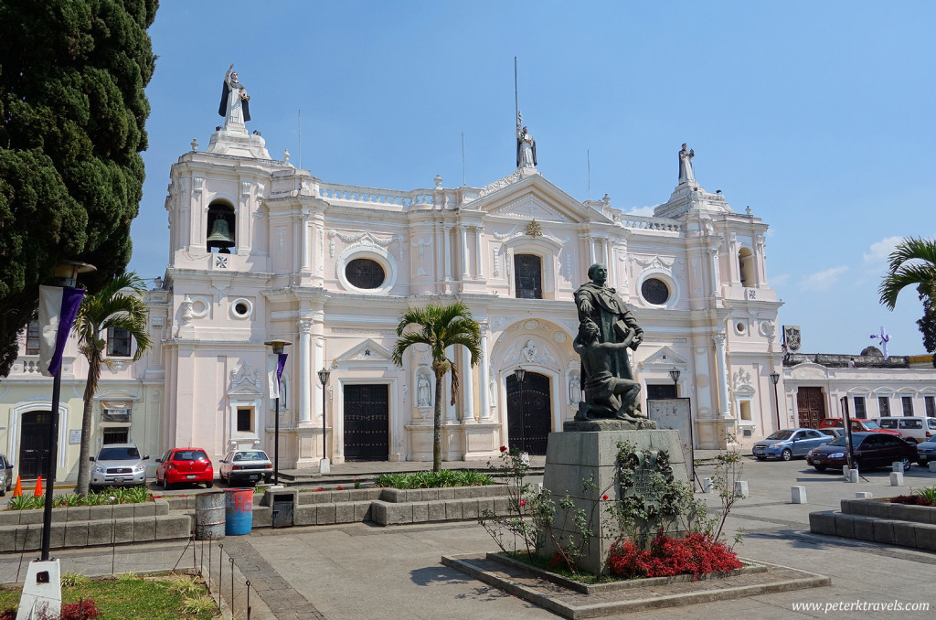 Iglesia Santo Domingo, Guatemala City