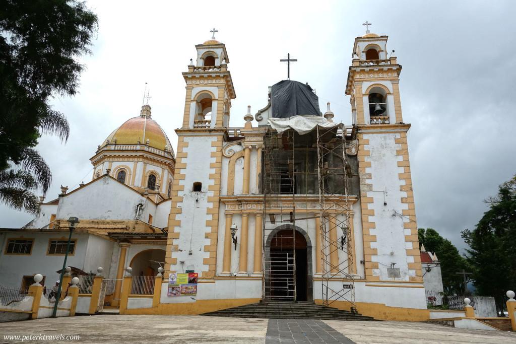 Parroquia de Santa María Magdalena in Xico, Veracruz