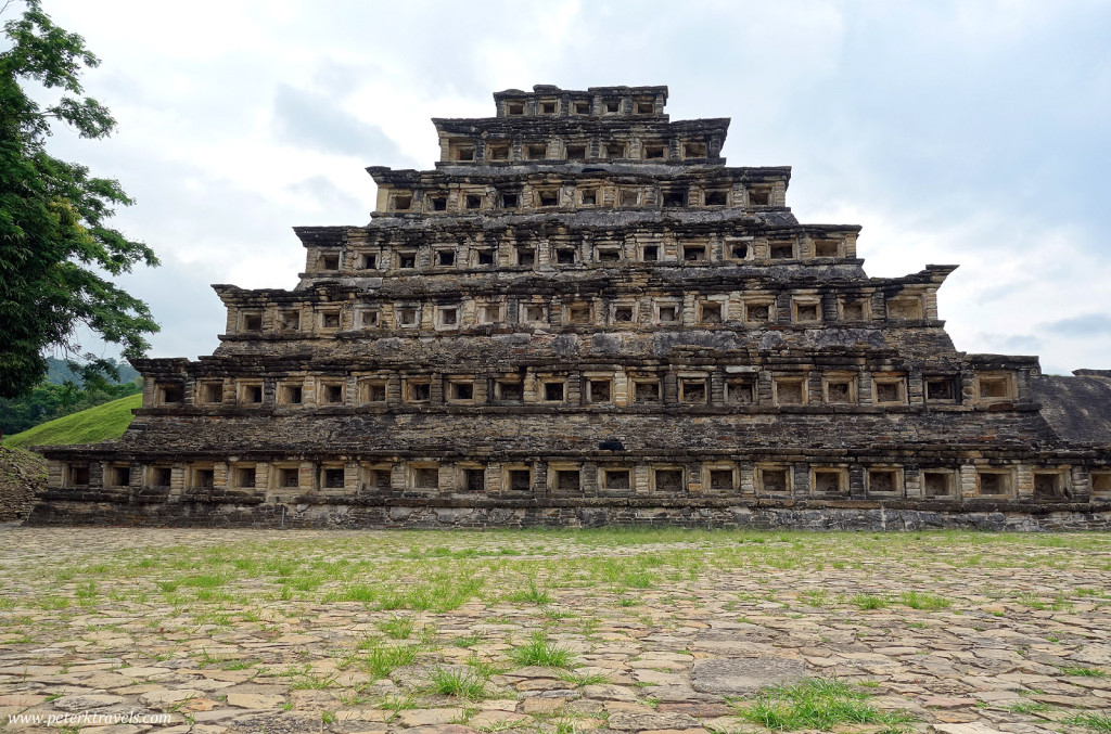 Pyramid of the Niches, El Tajín